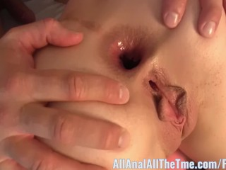 Teen Melody Jordan Take A Double Anal Cream Pie For All Anal!