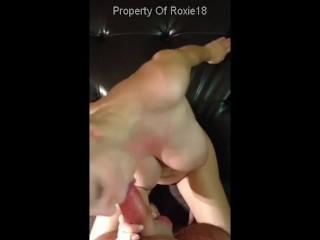 Massive Boobs POV blow-job