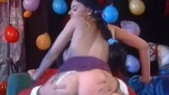Circus Nubile Getting Banged In Every Hole